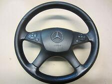 Lenkrad Mercedes W204 W 204 Leder komplett Multifunktion 2044600303 2048600202