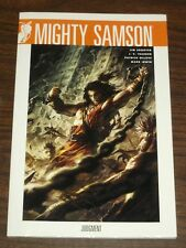 Mighty Samson Judgment Vol 1 by Jim Shooter (Paperback, 2012)  9781595828712
