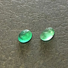 Natural Untreated Zambian Emerald Loose Gemstones