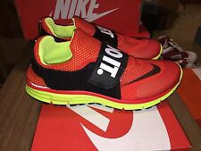 Nike Lunarfly 306 QS Red Ds Sz 10.5 MSRP $95 Last Pair