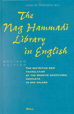 The Nag Hammadi Library: Definitive Translation of the Gnostic Scriptures, Good,