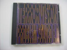 TERRORVISION - PROBLEM SOLVED E.P. - CD SINGLE EXCELLENT CONDITION