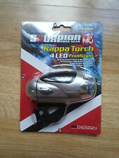 New Skorpion Bikes Gear LED Frnot Light Kappa Torch