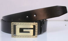 Stylish With Genuine Buckle Belts For Men's At Very Good Price