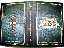 Yugioh 4-Pocket 1 1/4 Inch Album Binder Card Storage & 15 Pages