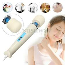30 Speed Full Body Personal Magic Wand Massager Powerful Motor Vibrating Massage