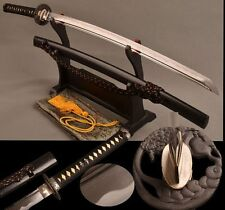 Top Quality Japan Ninja Sect Shrine Samurai Sword Katana High-grade Folded Steel