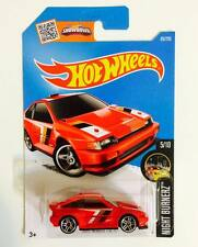 Hotwheels 1985 HONDA CR-X ( RED ) - Hot Pick