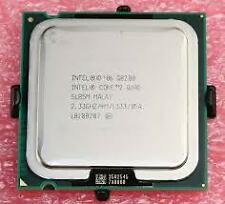 Intel® Core™2 Quad Processor Q8200  (4M Cache, 2.33 GHz, 1333 MHz FSB)