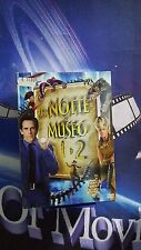 una notte al museo 1-2 *DVD*NUOVO