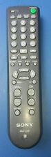 Sony 4 Device Universal Remote control model # RM-V201 - Tested