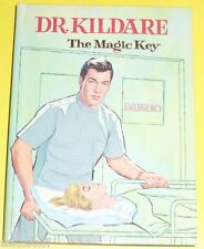 Dr. Kildare - The Magic Key 1964 Whitman Juvenile book Nice See!