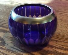 YANKEE CANDLE HEAVEN'S GLOW TEA LIGHT HOLDER WITH CANDLE NIB ANGEL FEATHERS