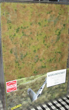 Busch 1314 Moorlands Grass Mat Miniature Railroad Train Model Scenery Diorama