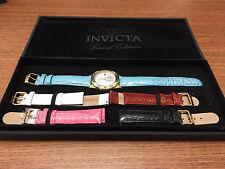 Invicta Special Edition Women's Swiss Watch Trinite Night Glow Wildflower 15582