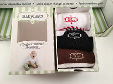 Baby Legs Newborn Legwarmers - Discontinued Styles! - Boys 3 Pack Sports Styles!