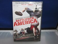 Battlefield America dvd Kids Rule *New Sealed NBO Super Fast Shipping +Tracking