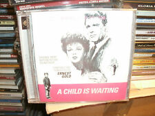 A CHILD IS WAITING,INTRADA FILM SOUNDTRACK,ERNEST GOLD,LTD EDITION OF 1000
