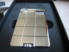 Xikar EX Exodus Cigar Lighter - Chrome Silver - Windproof - 580CS