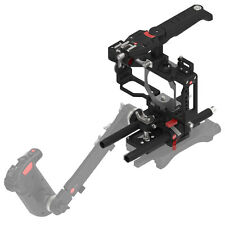 JTZ DP30 Cage Käfig Baseplate Bauplatte Rig Handle For BMPCC Blackmagic Cinema