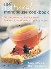 The Natural Menopause Cookbook by Jefferson Angie Hunter Fiona - Book