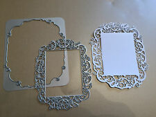 TONIC STUDIOS HOME TOGETHER FRAME CUTTING & EMBOSSING DIE LOT 1 New without Pack