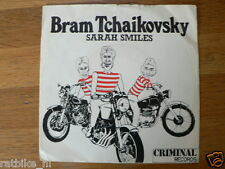 EP MOTORCYCLE COVER BRAM TCHAIKOVSKY SINGLE 7 INCH CRIMINAL RECORDS B