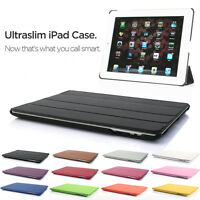 Smart Case Stand Magnetic Auto Sleep Wake UP Pouch Cover For iPad  mini 1/2/3/4