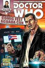 DR WHO 1 9TH NINTH DOCTOR RARE ISD COMIC FEST AGUADA CON VARIANT PUERTO RICO NM
