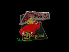 Disneyland TOMORROWLAND AUTOPIA Disney 1998 Pin