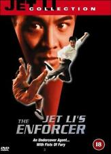 The Enforcer [DVD] By Jet Li,Anita Mui,Tom Lau,Tiffany Chen