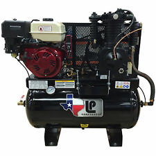 NEW! 13 HP Portable Gas Truck Mount Air Compressor 30 Gallon, Electric Start !!