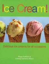 BRAND NEW* Ice Cream!~Delicious Ice Creams for All Occasions~Cuthbert/Wilson""