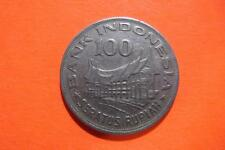 1978 Indonesia 100 Seratus Rupiah World Coin Cents Circulated 530