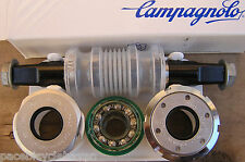 Campagnolo EUCLID Bottom Bracket 132 mm Italian 36x24 70-SS X 3 triple NIB NEW