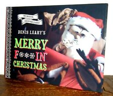 NEW Denis Leary's Merry F***in' Christmas Book Adult Language Explicit Situation