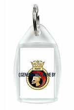 HMS AJAX KEY RING (ACRYLIC)