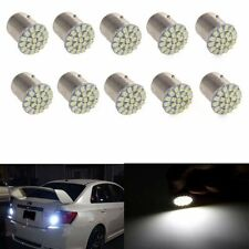 10x White S25 1157 BAY15D 22SMD LED Light Bulb Tail Break Stop Turn Signal light
