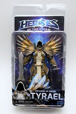 "NECA Blizzard Tyrael 7"" Action Figure Series 1 (HoTS Diablo) Blizzcon"