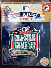 MLB Official 1999 All Star Game Patch Boston Red Sox