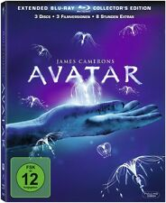 Blu-ray AVATAR (Extended Collector's Edition) v. James Cameron ++NEU