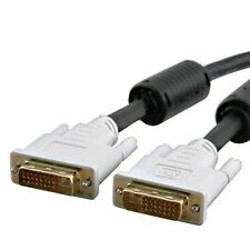 6FT Feet 6' DVI-D Dual Link 24+1 Male to DVI-D Dual Link Male Cable LCD LED HDTV