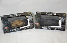 Admiral Toys,  PzKpfw III, Ausf. L and Afrika Korps, Ausf H  1:72 Scale