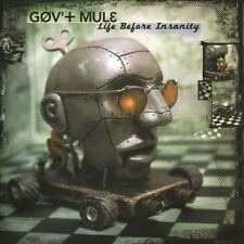 Gov't Mule ‎– Life Before Insanity - DLP OVP Music On Vinyl ‎– MOVLP706  - 2X180