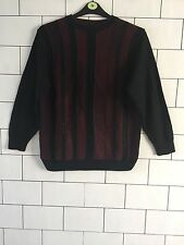 URBAN VINTAGE RETRO FISHERMAN 90'S GRANNY KNIT OVERSIZED COSBY JUMPER #90
