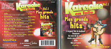 Karaoke en Folie, Plus Grands Hits - CD+G BRAND NEW, MusicaMonette from Canada