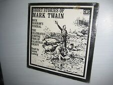 short stories of  MARK TWAIN factory SEALED LP CMS 531 not a cut-out