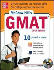 McGraw-Hill's GMAT with CD-ROM, 2014 Edition (McGraw-Hill's GMAT (WCD)-ExLibrary
