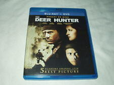 The Deer Hunter (1978) BLU-RAY+DVD Robert De Niro Christopher Walken Vietnam