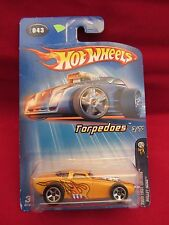 Hot Wheels  2005 - 043  First Editions  Bullet Nose  Yellow 1:64 scale  G7921